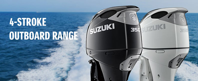 4-STROKE OUTBOARDS Get there more quickly, quietly, and with more fuel economy— Your sidekick on the waves